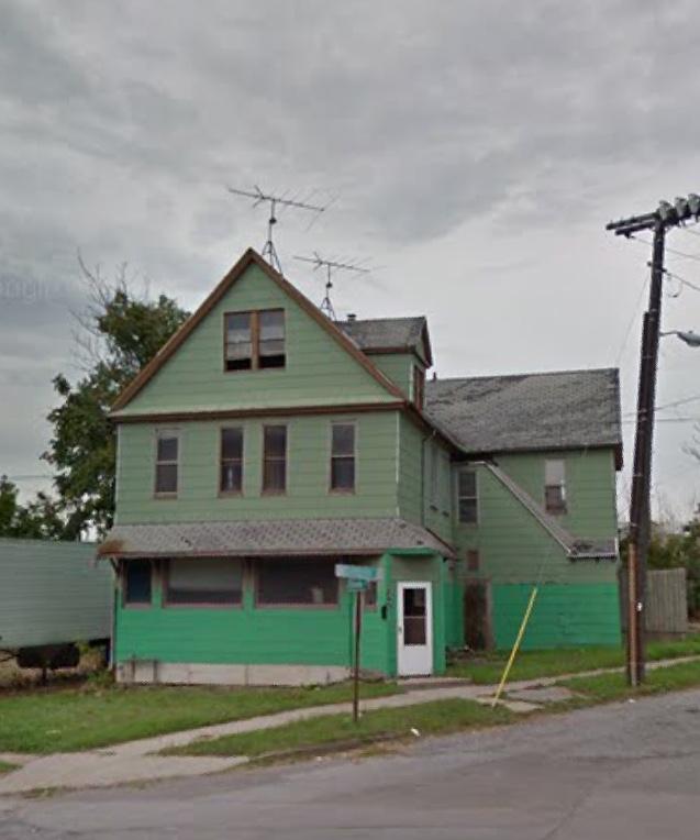 House in Buffalo, NY (Courtesy Carleen Dunne)