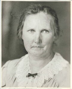 Leona Tharp Keith (Mother of Frank Keith)